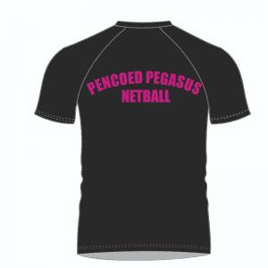 Pencoed Pegasus Netball AWD T Shirt