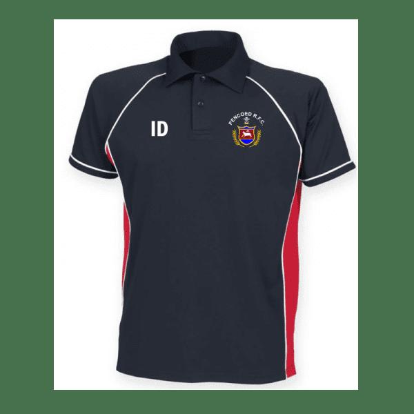 Pencoed RFC Minis and Juniors Polo Shirt