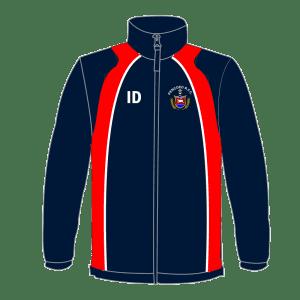 Pencoed RFC Minis and Juniors Showerproof Jacket