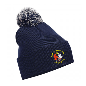 Pencoed Tang Soo Do Bobble Hat