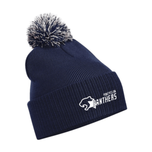 Pontyclun Panthers Netball Bobble Hat