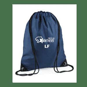 Pontyclun Panthers Netball Drawstring Bag