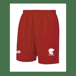 Port Talbot Spartans Leisure Shorts