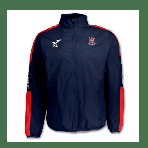 Porthcawl FC Championship IV Rainjacket