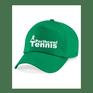 Porthcawl Tennis Baseball Cap