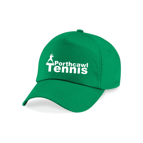 Porthcawl Tennis Baseball Cap