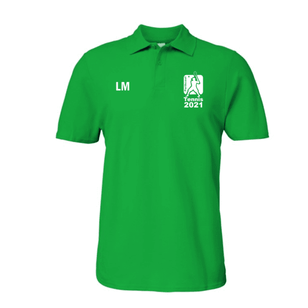 Porthcawl Tennis Polo Shirt
