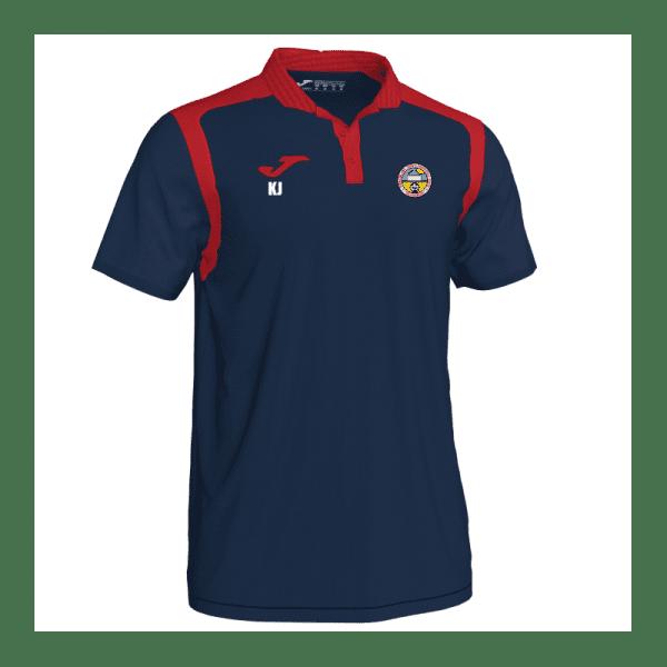 Porthcawl Town Seniors FC Championship V Polo Shirt