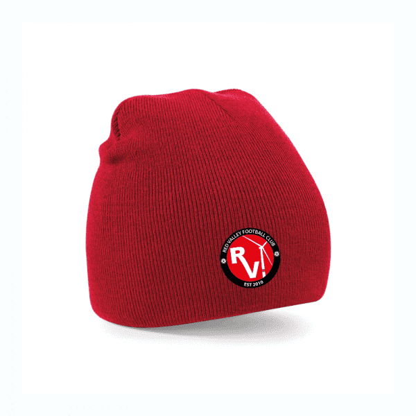 Red Valley FC Beanie