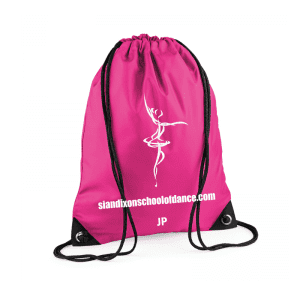 Sian Dixon School of Dance Drawstring Bag