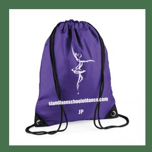 Sian Dixon School of Dance Drawstring Bag