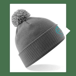 Surf School Wales Bobble Hat