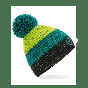 Surf School Wales Contrast Bobble Hat