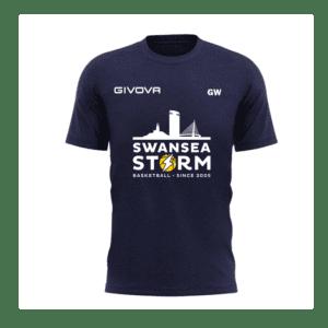 Swansea Storm T Shirt