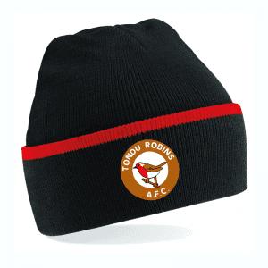 Tondu Robins FC Beanie