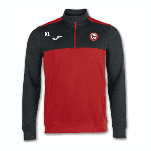 Tondu Robins FC Winner Qtr Zip Top