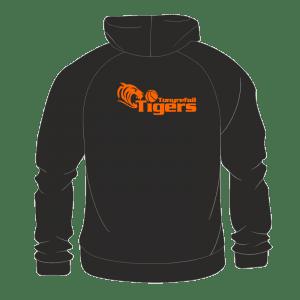 Tonyrefail Tigers Adults AWD Varsity Hoody