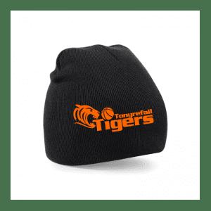 Tonyrefail Tigers Beanie