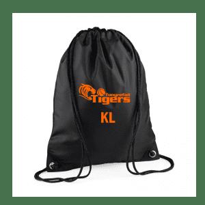Tonyrefail Tigers Drawstring Bag