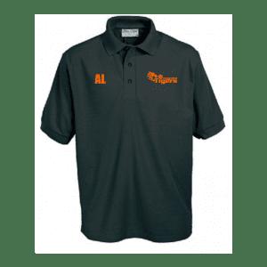 Tonyrefail Tigers Bmax Polo Shirt