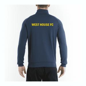 West House FC Qtr Zip Top