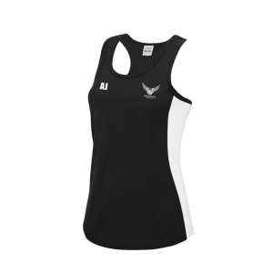 Miskin Magpies Netball Contrast Vest