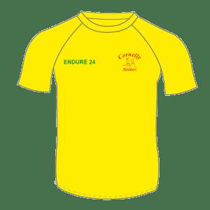Cornelly Striders Endure 24 T Shirt
