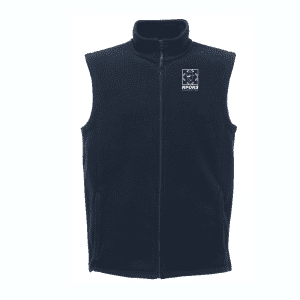 NPORS Trainers Fleece Bodywarmer