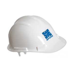 NPORS Trainers Hard Hat