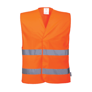 NPORS Trainers Hi-Vis Vests