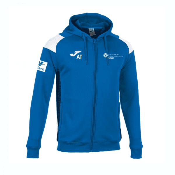 Pembrokeshire College-Football Crew III Full Zip Jacket