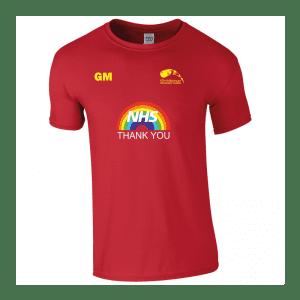 Squash Wales National NHS T Shirt