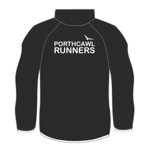 Porthcawl Runners Qtr Zip Sweatshirt