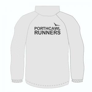Porthcawl Runners Refelctive Running Jacket