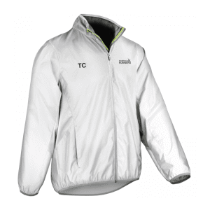 Porthcawl Runners Refelctive Running Jacket