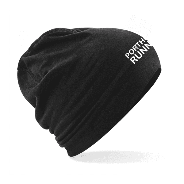 Porthcawl Runners Slouch Beanie