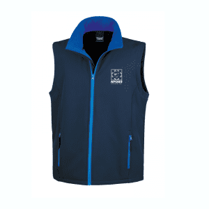 NPORS Trainers Softshell Bodywarmer