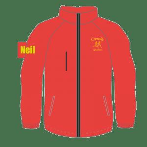 Cornelly Striders Softshell Jacket