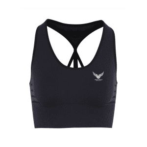 Miskin Magpies Netball Sports Bra