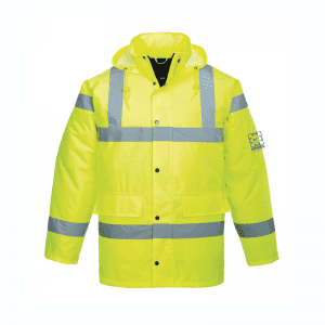 NPORS Trainers Hi-Vis Traffic Jacket